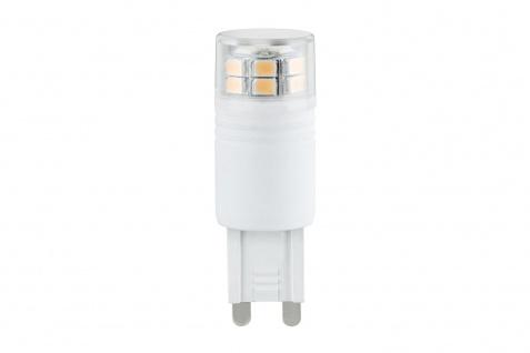 Paulmann LED Lampe G9 Leuchtmittel 2W Stiftsockel klar Finish