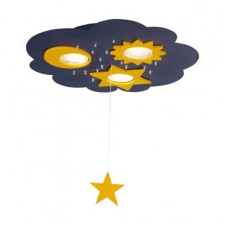 Kinderzimmerleuchte LED Energiespar Deckenleuchte Strea Kinderleuchte