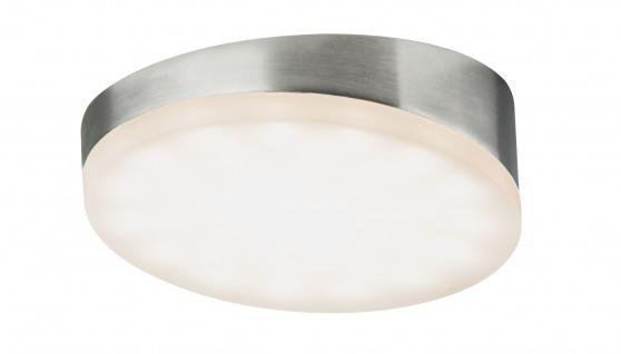 Möbelaufbauleuchten LED Ø 90mm Rund IP44 Unterschrankleuchte 6, 2W