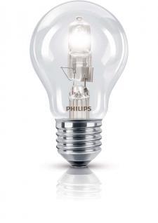 Philips Halogen Classic Halogenlampe Leuchtmittel E27 Glühlampe 28W