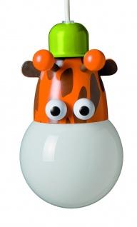 Kinderzimmerlampe Kiko Giraf Pendelleuchte Energiespar Giraffe