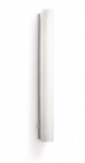 Badezimmerleuchte Spiegelleuchte 61cm Glas Chrom IP44