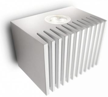Philips Ledino Wandleuchte dimmbar Power LED Leuchte Weiss