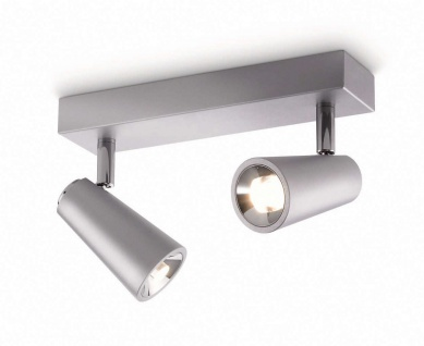 Philips Ledino LED Strahler Deckenleuchte Deltys Aluminium Leuchte 56462-48-16