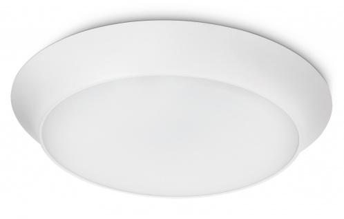 Philips Ecomoods Deckenleuchte Deckenlampe Beige Big Weiß