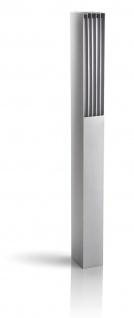 Philips Ecomoods Wegeleuchte Energiespar Aluminium H 78cm