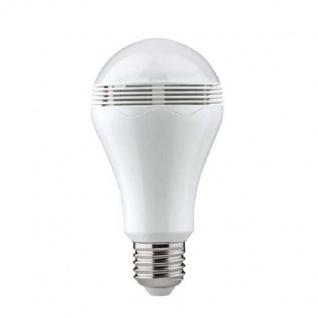Paulmann LED Lampe Glühbirne Leuchtmittel Lautsprecher Bluetooth 5W E27