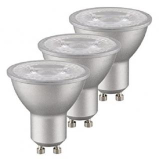 Paulmann LED Lampe 3er Set Reflektor GU10 Leuchtmittel 6, 5W