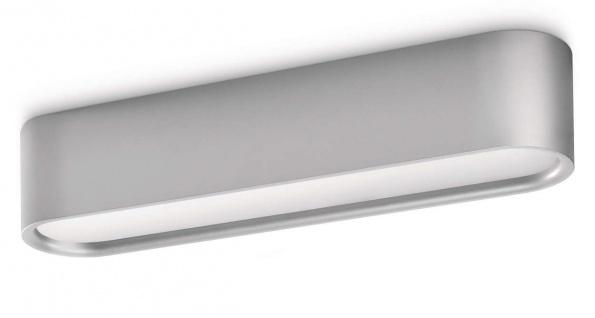 Philips Ecomoods Deckenleuchte Energiespar Leuchte Lampe Alu 30658-48-16