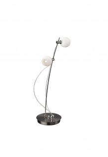 Tischlampe Godart Halogen Tischleuchte Modern