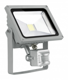 Eglo Scheinwerfer Faedo Strahler LED 20W Bewegungsmelder Wandstrahler Flutlicht