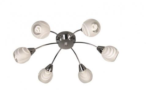 Gratianus Energiespar Deckenleuchte Modern Deckenlampe Design
