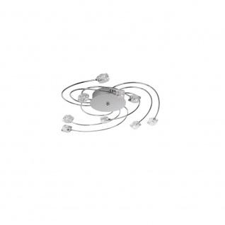 Deckenleuchte Catilina 9-flg. Modern Deckenlampe Leuchte