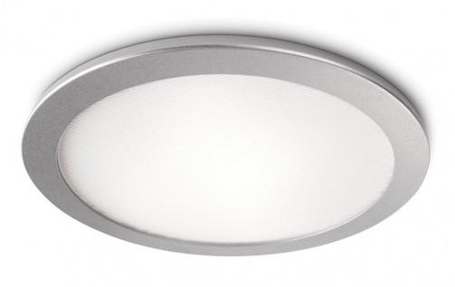 Philips SmartSpot Einbauspot Rund Silber Einbauleuchte