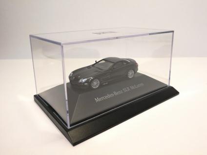 Herpa Mercedes-Benz SLR McLaren Edition schwarz M1:87 H0