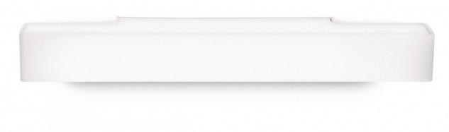 Philips Ecomoods Wandleuchte Energiespar Weiss 51cm Deckenleuchte