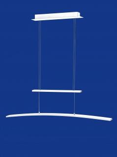 höhenverstellbare LED Pendelleuchte(weiß) in deutscher Qualität 2375 Lumen