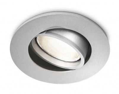 Philips Smartspot Einbauspot Einbauleuchte Energiespar Leuchte Aluminium