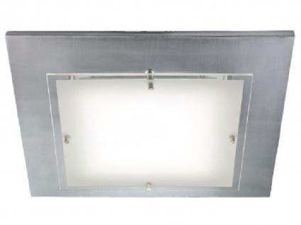 Fischer LED Deckenleuchte 22, 5W/230V Dimmbar Fernbedienung 3000K 2547lm 40x40cm