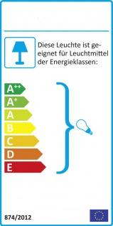 Wandaußenleuchte Edelstahl Glas 1x E27 max.15W Energiesparleuchtmittel 18x20,5cm