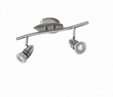 Deckenspot Myrtus 2-flg. Deckenleuchte LED Leuchte Spotbalken 54652-17-10