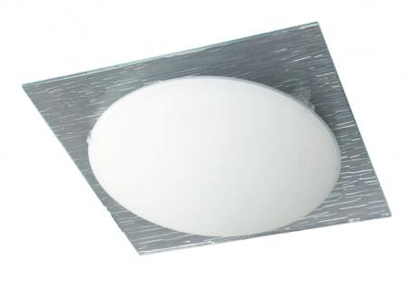 Deckenleuchte Ana 1-flammig eckig-rund Deckenlampe