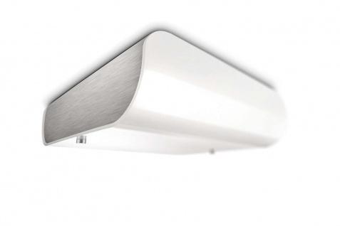 PHILIPS Ecomoods Energiespar- Deckenleuchte mit 20W, inklusive Leuchtmittel, 2-flammig