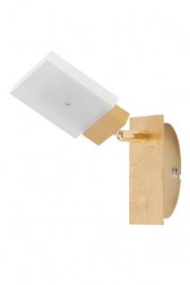 Briloner LED Strahler 1 Flammig Gold Metall 450lm Warmweiß Schwenkbar