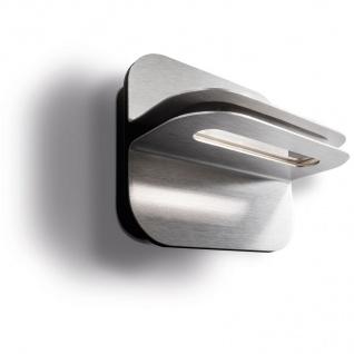 Power LED Wandleuchte Wandlampe Aluminium Up & Down