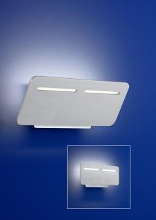 Deutsche LED Wandleuchte 32x7x12cm Aluminium 680 Lumen 6 Watt Neigbar