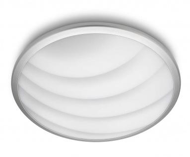 Philips LED Wandleuchte Deckenleuchte Coil myLiving Leuchte Grau 31065-87-16