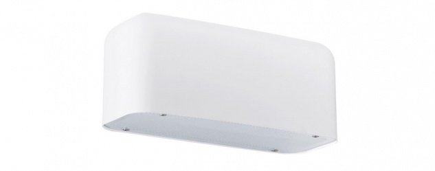 Eglo Wandaussenleuchte Avesia LED Außenleuchte Wandleuchte Weiß