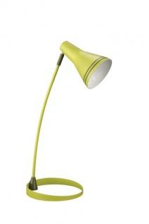 Energiespar Tischleuchte Scott Modern Bürotischleuchte Leuchte Grün