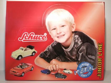 Schuco 24x Metall Modelle M1:72 kompl. Junior Line Blister OVP
