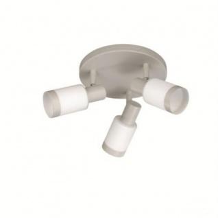 MASSIVE Deckenspot 500838710 3 x E14 9 Watt (inklusive Philips Marken Leuchtmittel)