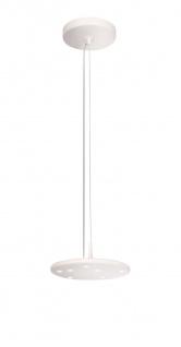 Philips Lirio LED Pendelleuchte 7 flg. Weiss Dimmbar Ø 25cm