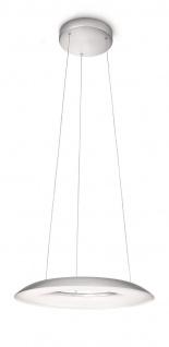 Philips LED Pendelleuchte myLiving Alu Dimmbar Ø 40cm