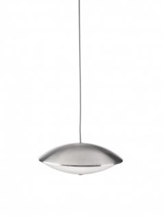 Philips LED Pendelleuchte Tarn Matt Chrom Pendel Leuchte Design 40960-17-16