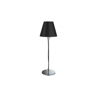 Tischleuchte Modern Schwarz Tischlampe flexibler Fuß Leseleuchte