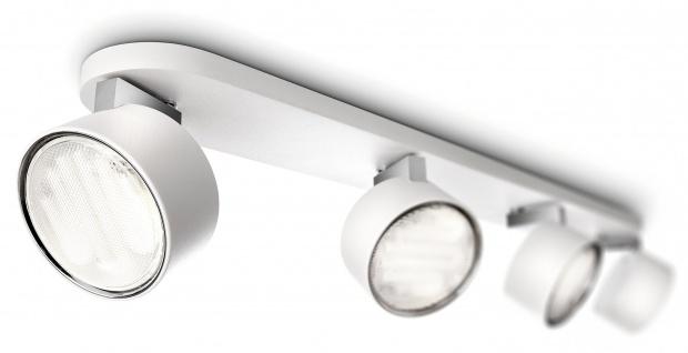Philips Ecomoods Energiespar Balkenspot 4-flg. Strahler Modern 57944-31-16
