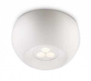 Philips Ledino Deckenleuchte Nio Weiß LED Design Deckenlampe Leuchte 31610-31-16