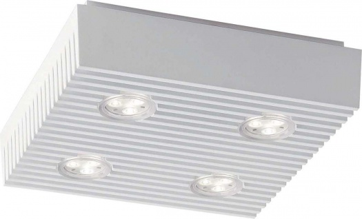 Philips Ledino Power LED Deckenleuchte Modern Design Weiß