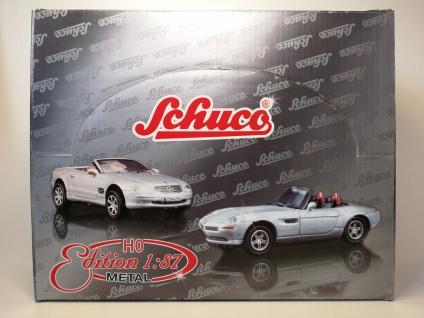 Schuco 24x Metall Modelle M1:87 kompl. H0 Edition Blister OVP