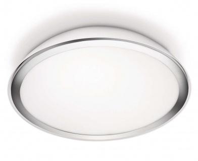 Philips Badezimmerleuchte Weiss LED Leuchte Badleuchte Deckenleuchte