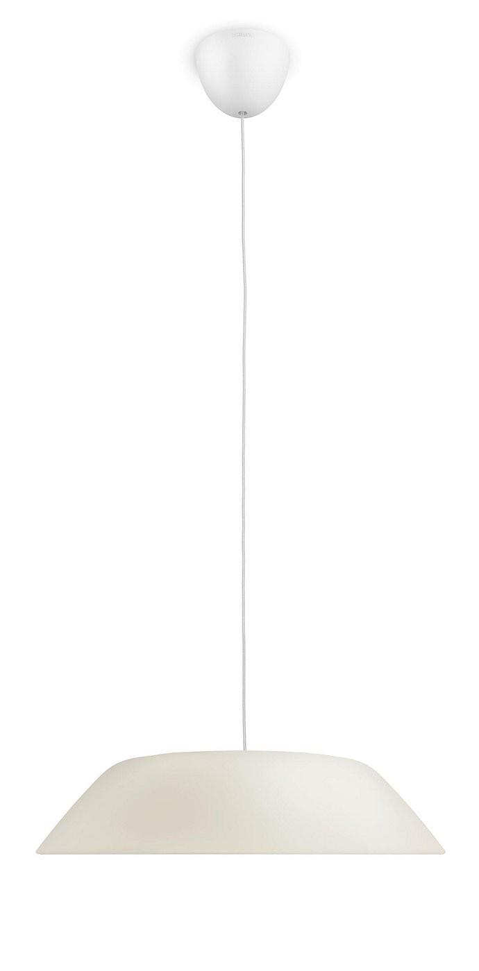 Philips myLiving LED Pendelleuchte Fado Modern Pendel Beige