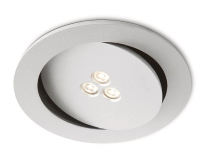 Philips Ledino Einbauspot Power LED Alu Strahler Modern