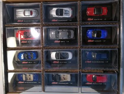 Schuco 24x Metall Modelle M1:87 kompl. H0 Edition Blister OVP - Vorschau 2