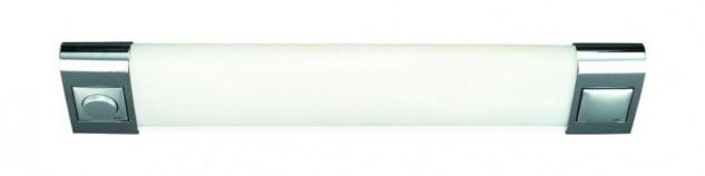 Badezimmerleuchte Wandleuchte Steckdose Ein-/Ausschalter Energiespar 68cm