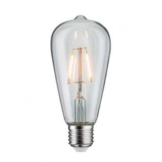Paulmann LED Lampe Vintage Dekorativ Glühbirne E27 Leuchtmittel 2, 5W