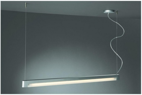 Büroleuchte Energiespar Pendelleuchte Grau Bürolampe Hängeleuchte